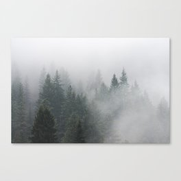 Long Days Ahead - Nature Photography Canvas Print