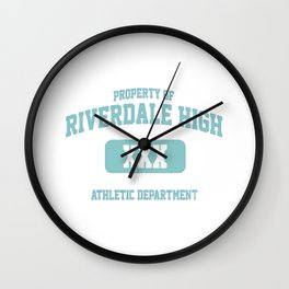 Riverdale Vintage Wall Clock