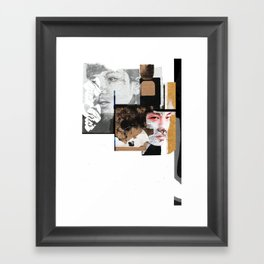 CRISGRIS Framed Art Print