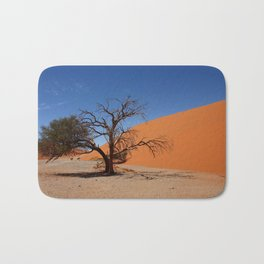 NAMIBIA ... Namib Desert Tree III Bath Mat