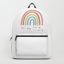 After the rain comes a rainbow Backpack