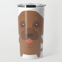 Bloodhound Gift Idea Travel Mug