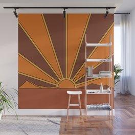 Sun Dreamer Wall Mural