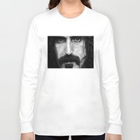 frank Long Sleeve T-shirts featuring Frank by ClaM