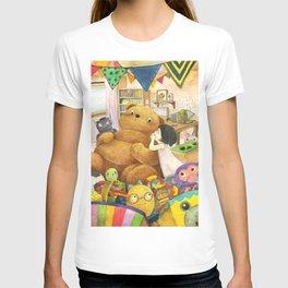Secret | Children's illustration T-shirt