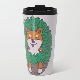 Just hangin' out here.. (Inu Series) Travel Mug