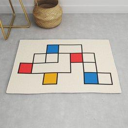 Bauhaus Blocks Rug