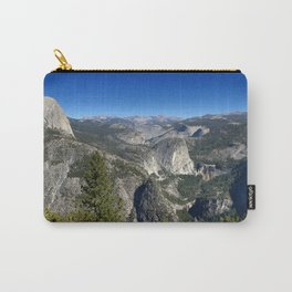 Half Dome Nevada Falls Vernal Falls Carry-All Pouch