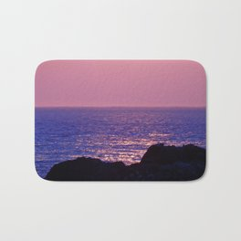 Pink at Dawn Bath Mat