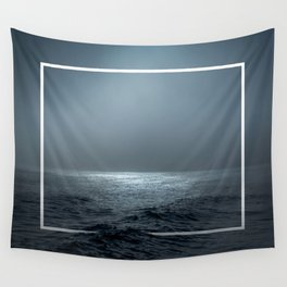 Twilight Geometry Wall Tapestry