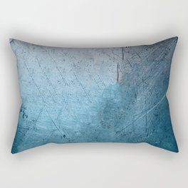Freeze dirt plate Rectangular Pillow