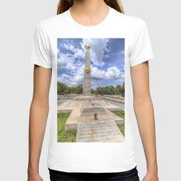 Russian World War 2 Memorial Budapest T-shirt