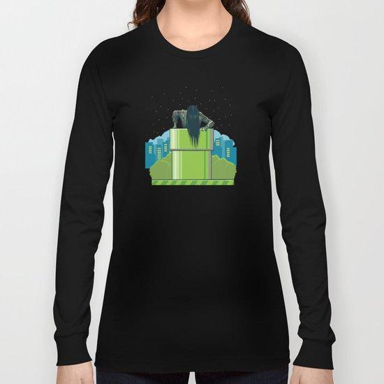 The wrong hole Long Sleeve T-shirt