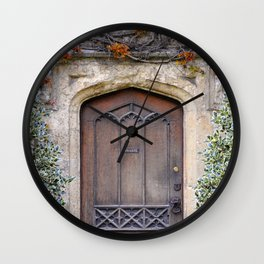 Doors Oxford 1 Wall Clock