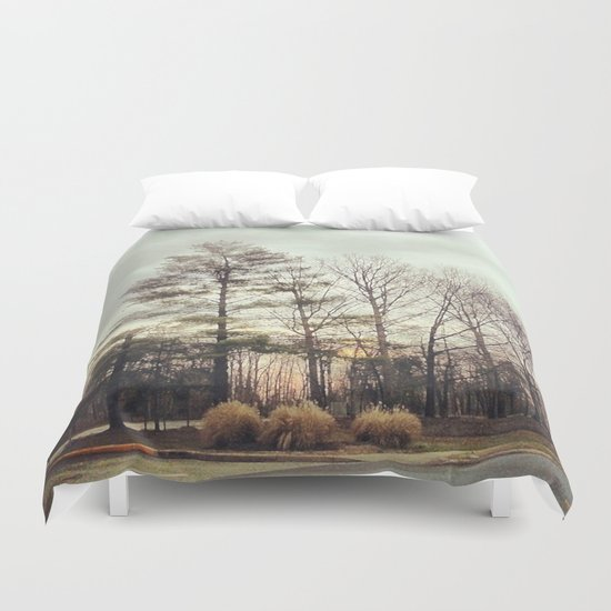 """Morning Has Broken"" Duvet Cover"