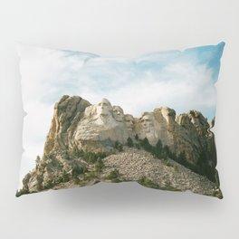 Mt. Rushmore Pillow Sham