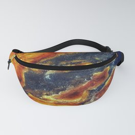 Earth Art Cave Ceiling Fanny Pack