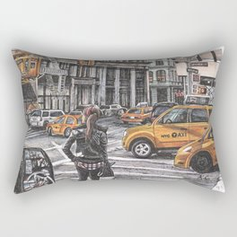 New York I Love You Rectangular Pillow