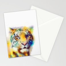 The Elusive - Tiger Stationery Cards