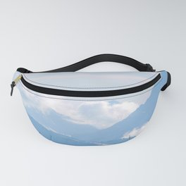 Steep Hills Fanny Pack