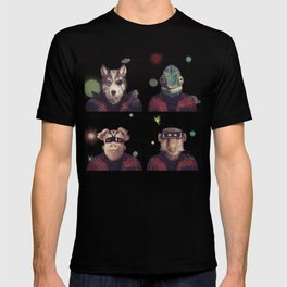 Star Team - Pirates of Lylat T-shirt