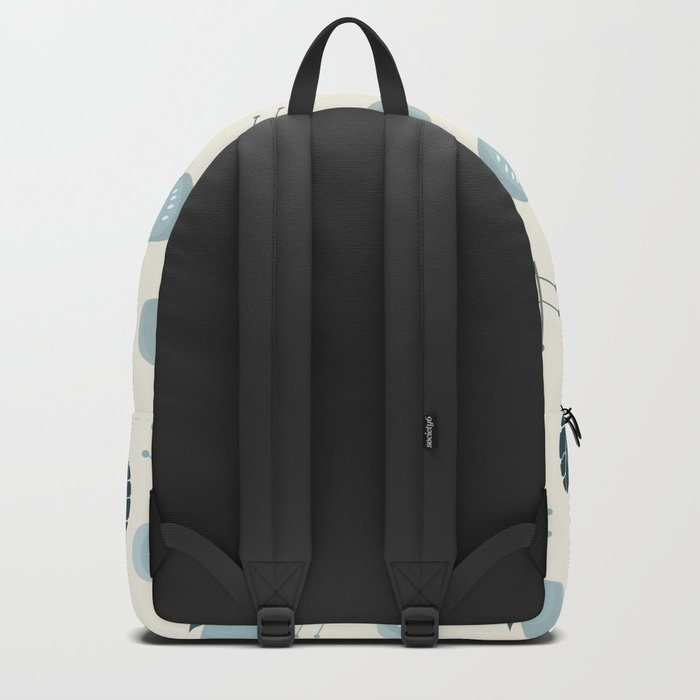 Pumpkins Blues Backpack
