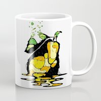pear Mugs featuring PEAR by maivisto