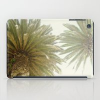 palm trees iPad Cases featuring Palm Trees by The ShutterbugEye