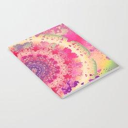 Anenome Mandala Notebook