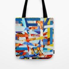 Marko (stripes 8) Tote Bag