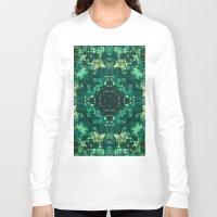 matrix Long Sleeve T-shirts featuring Matrix Evolution by Scott Aichner