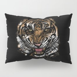 Tiger Face (Signature Design) Pillow Sham