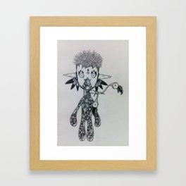 Incompleted Framed Art Print