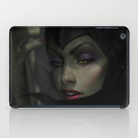 wicked iPad Cases featuring Wicked by JoshBurnsArt