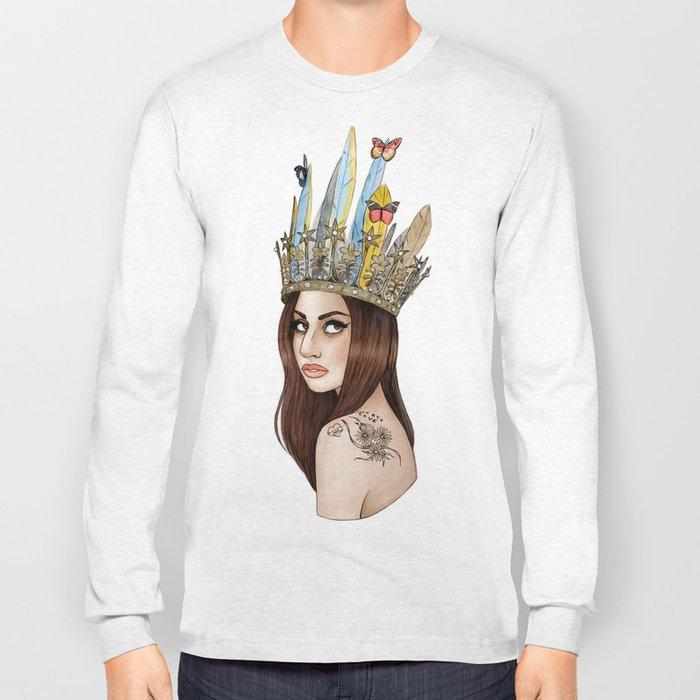 ARTPOP Princess II Long Sleeve T-shirt