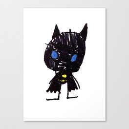 Superhero 1 Canvas Print