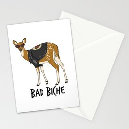 Bad Biche Stationery Cards