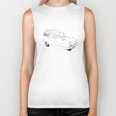 Only Fools and Horses Robin Reliant Biker Tank
