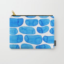 Watercolour abstract Carry-All Pouch
