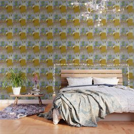 "Vincent Van Gogh ""Bedroom in Arles"" Wallpaper"
