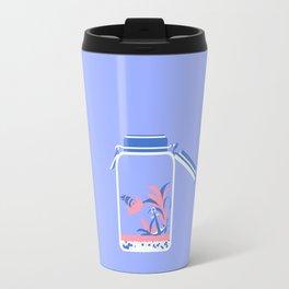 "poster : bottle 5 ""bocal parfait"" Travel Mug"