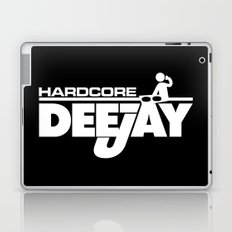 Hardcore DeeJay Music Quote Laptop & iPad Skin