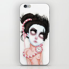 Endlessly Waiting  iPhone Skin
