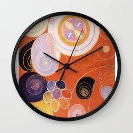 """Klint: """"They Tens Mainstay"""" - Fine Art Print Wall Clock"""