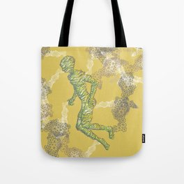 Inflate Tote Bag