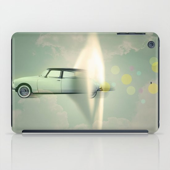 supersonic citroen iPad Case