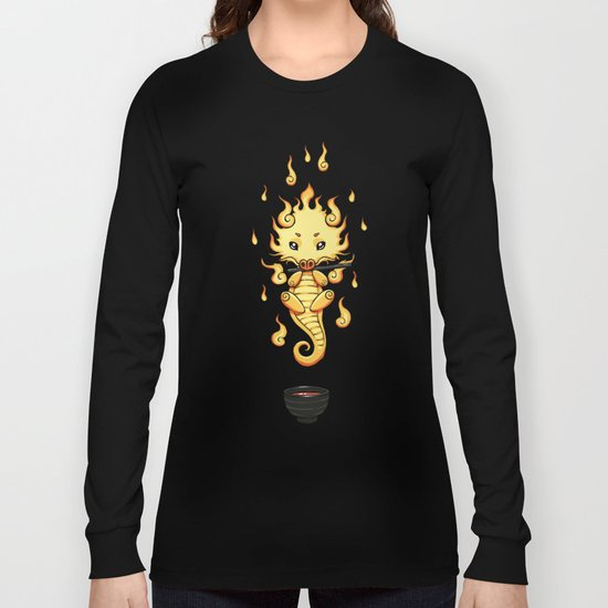 Dragon Tea Long Sleeve T-shirt