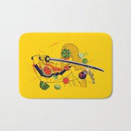 Kill Fruit Bath Mat