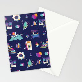 Morrocan Night Stationery Cards
