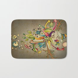Another Strange World Bath Mat